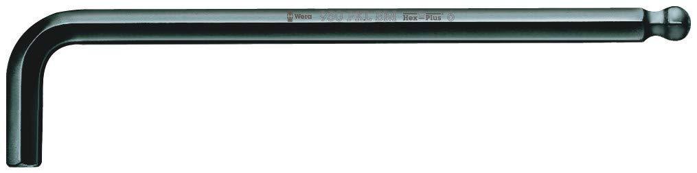 Wera 05022086001 Cl/és m/âles coud/ées Set 950 PKL//9 BM N m/étrique Argent