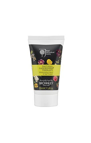 RHS Natural Gardeners Therapy – Hand & Nail Cream by Bronnley B00ZV9MIIM