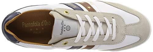 White 1fg Pantofola Da bright D'oro Ginnastica Basse Vasto Low Scarpe Uomo Bianco 6avq4P6