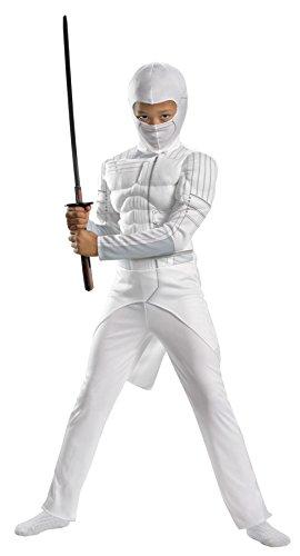 Storm Shadow Classic Muscle Child Costume - Medium - Storm Shadow Costume