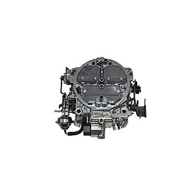 A-Team Performance 1901R Remanufactured Rochester Quadrajet Carburetor 750 CFM 4MV Compatible with 1966-1973 GM Chevy Chevrolet: Automotive