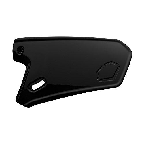 EvoShield XVT Batting Helmet Face Shield, Black - Right Hand Hitter