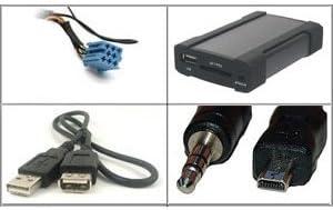Xcarlink 2 Usb Music Interface Für Citroen Peugeot Elektronik