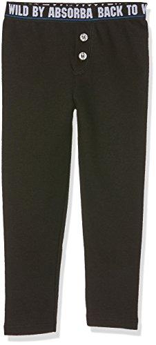 Absorba Underwear Jungen Schlafanzughose 6I67013-EC, Schwarz (Noir 02), 152 (Herstellergröße: 12A)