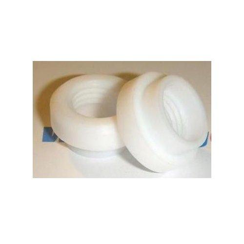 Insulator Teflon (WeldingCity 5-pk TIG Welding Torch Teflon Gasket Insulators 53N66 for Torch 9, 20 and 25)