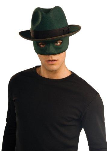 [The Green Hornet Hat, Green, One Size] (The Green Hornet Costume)
