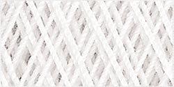 Aunt Lydia's Bulk Buy Crochet Cotton Crochet Thread Fine Size 20 (3-Pack) White 181C-201