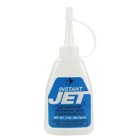 - JET GLUE 764 Instant Jet 2 oz JETR0764
