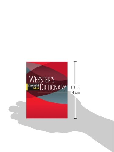 Buy websters essential mini dictionary cambridge essential eng buy websters essential mini dictionary cambridge essential eng dictio book online at low prices in india websters essential mini dictionary cambridge ccuart Images