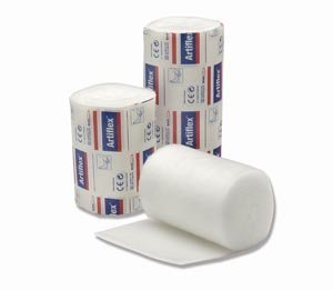 BSN Medical 0904600 ARTIFLEX NON-WOVEN Padding Bandage, 3.9'' x 3.3 yd. Size (Pack of 30) by BSN Medical/Jobst (Image #1)