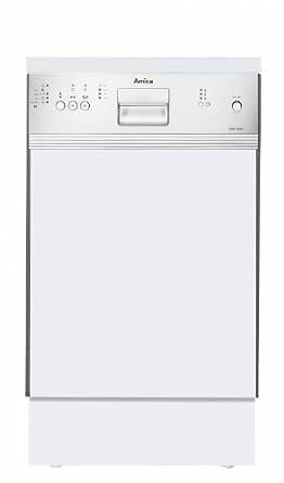 Amica EGSP 14083 E - Lavavajillas (Totalmente integrado, Color ...