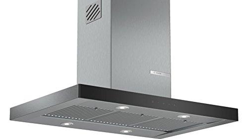 Bosch Serie | 4 90 cm Island Stainless Steel Hood