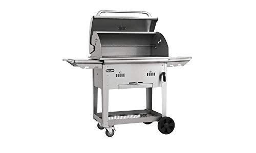 - Bison Charcoal Grill cart