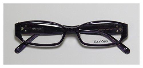 Vera Wang Lunettes V055Prune 53MM