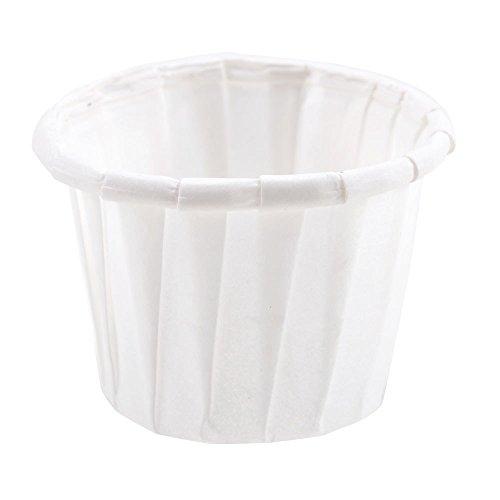 A World Of Deals Paper Medicine Cups, 3/4 oz, Box of ()