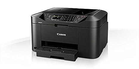 Impresora Multifuncional Canon MAXIFY MB2150 Negra Wifi de inyección de tinta con Fax y ADF