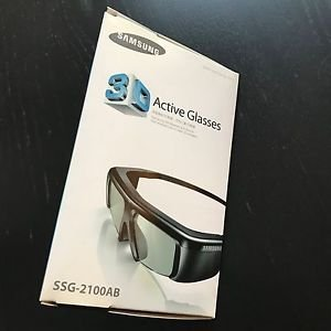 Samsung SSG-2100AB Battery 3D Glasses, Black by Portable & Gadgets