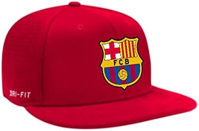 ProApparels FC Barcelona Vapor - Gorra de fútbol, LXL: Amazon.es ...