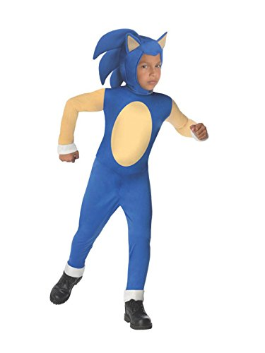 Sonic Generations Sonic The Hedgehog Costume - Large