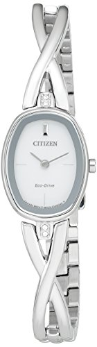 Citizen Women's Eco-Drive Axiom Watch with Crystal Accent, EX1410-53A