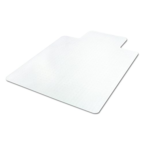 deflecto CM11112 36 x 48 w/Lip Clear EconoMat Occasional Use Chair Mat for Low Pile by Deflect-O (Image #7)