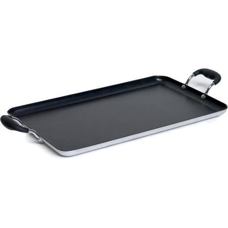 (IMUSA 16 Non-Stick Double Burner Griddle by Imusa)