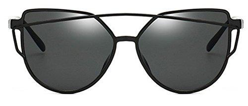 Lunette Gray gray Da lens Femme soleil Lens Wa de 4qw05z