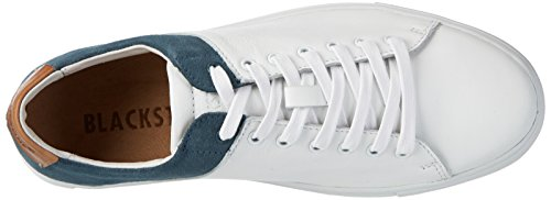 Blackstone Herren Nm03 Low-Top Mehrfarbig (jeans)