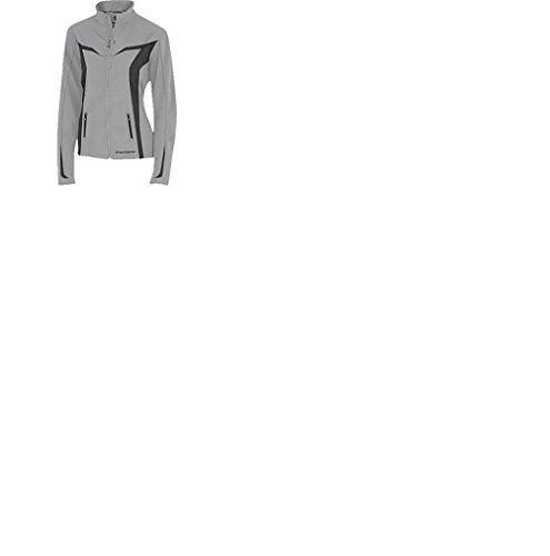 (Polaris Slingshot Womens Gray Softshell Jacket- Medium)