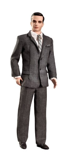 Barbie Collector Mad Men Collection Don Draper - Don Draper Look