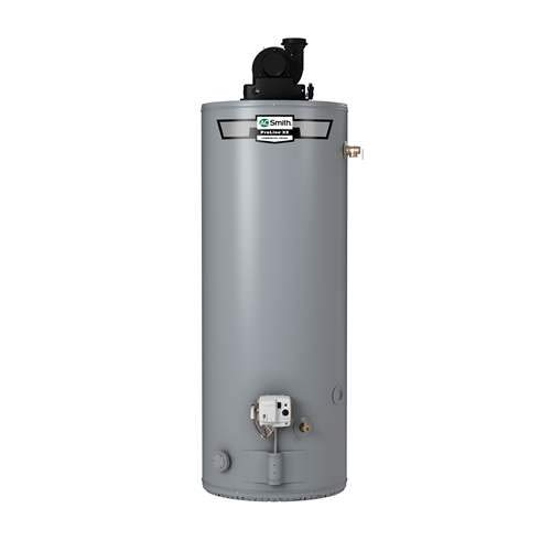 AO Smith ProLine XE 50 Gal. 50000 BTU Tall Residential 6 Year Limited Natural Gas Tank Water Heater GPVT-50-N-A