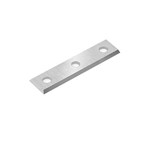 Amana Tool - RCK-151 Solid Carbide 4 Cutting Edges Insert Knife General Purpose Wood, Chip