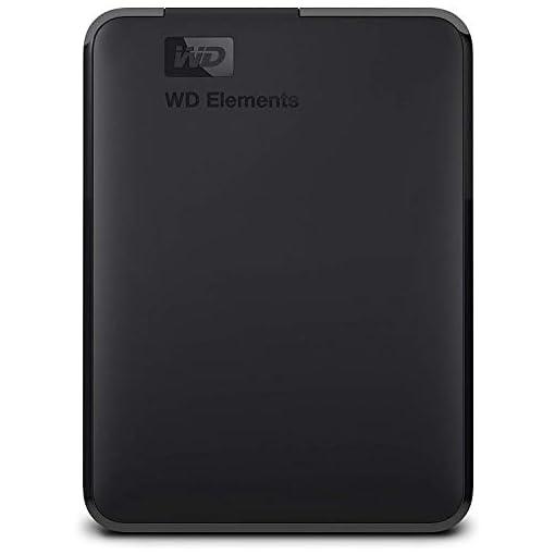 WD 4 TB Elements Portable External Hard Drive – USB 3.0