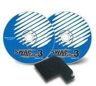 Swap Magic V3.8 Coder 2-Disc with Magic Slide Tool (PS2)