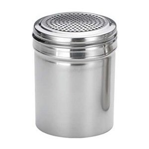 Dredge, 10 Oz, Stainless Steel, PK 12 by Tablecraft