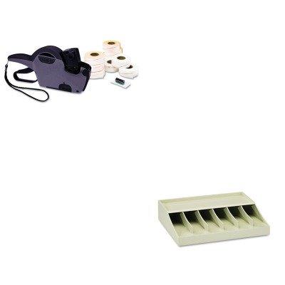 KITCOS090972MMF210470089 – Value Kit – Garvey Pricemarker Kit (COS090972) and MMF Bill Strap Rack (MMF210470089)