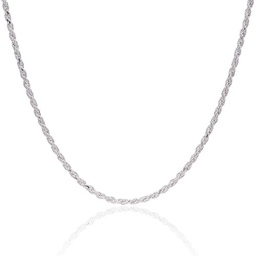 Sterling Silver 3 5MM Rope Chain product image