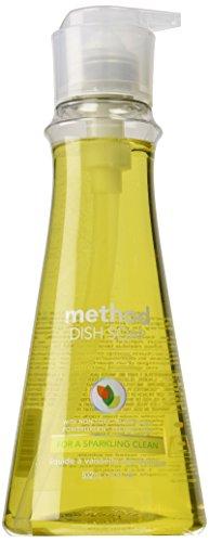 Method Dish Soap Pump - 18 oz - Lemon Mint