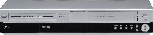 Zenith ZRY-316 DVD Recorder/VCR Combo with Multi Format capa