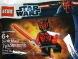 LEGO Star Wars: Shirtless Darth Maul Minifigure (Exclusive) Set 5000062 (Bagged) by LEGO
