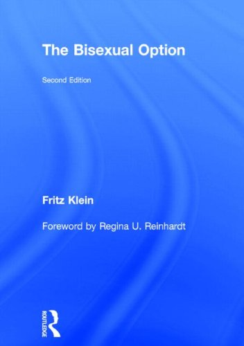 BEST The Bisexual Option, Second Edition (Haworth Gay and Lesbian Studies) [Z.I.P]