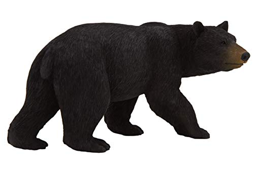 MOJO 387112 Toy Figure, Mixed - Bear Black Figurine