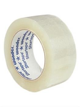 Packaging Tape 2 Inches X 60yd (10 Rolls)