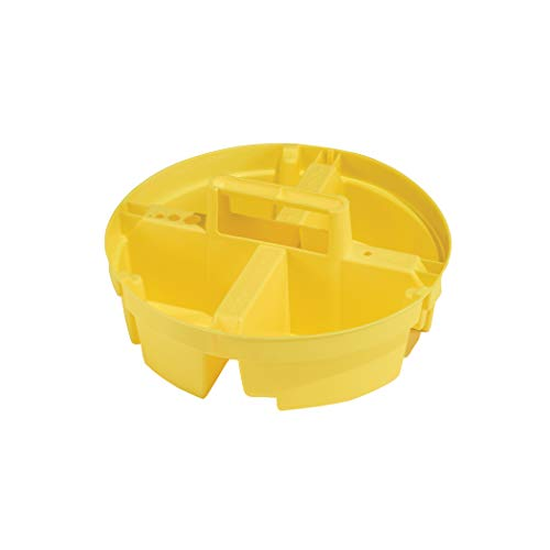5 gallon bucket storage trays
