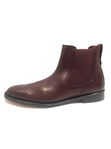 London Brogues  Harvey,  Herren Chelsea Boots Bordeaux