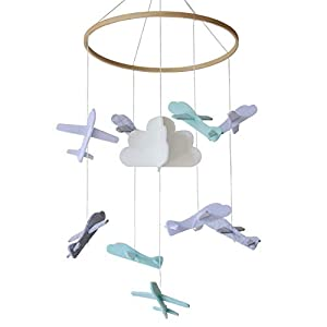 Baby Crib Mobile by Baby Sanda