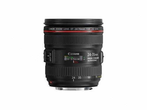 Canon EF 24-70mm f/4 0L IS USM Standard Zoom Lens