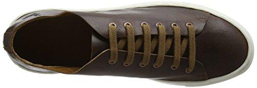 Lyle & Scott Eday Leather, Zapatillas de Estar por Casa para Hombre Marrón (Cognac)