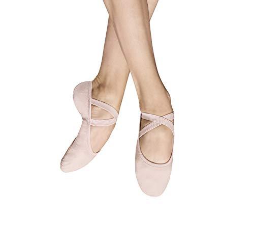 Bloch Girls' Performa Dance Shoe, Theatrical Pink, 1.5 C US Little Kid