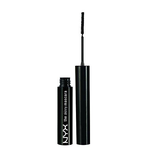 NYX Cosmetics The Skinny Mascara, Black